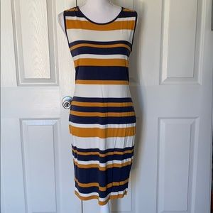 Dresses & Skirts - Stripe women's summer dress